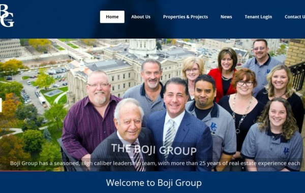 BojiGroup_Website